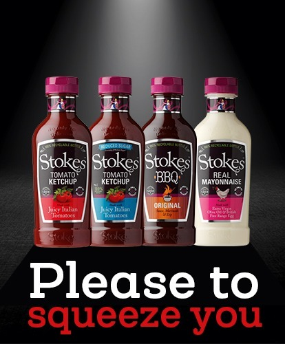 Squeeze - Stokes sauces